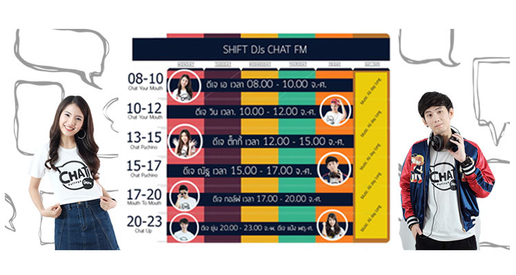 SHIFT DJ UPDATE !!